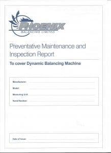 Preventative Maintenance & Inspection Report